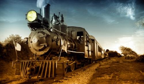 Take a cross country train trip