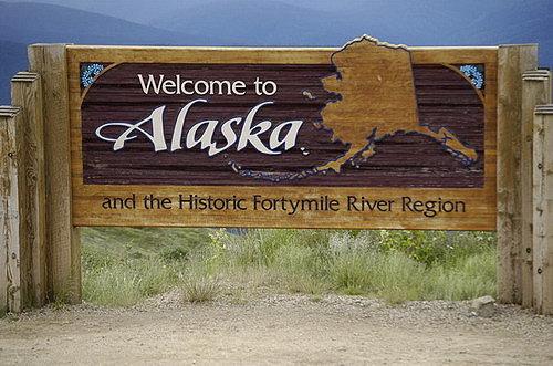 Vacation in Alaska