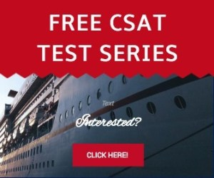 csat test series, insights ias csat test series