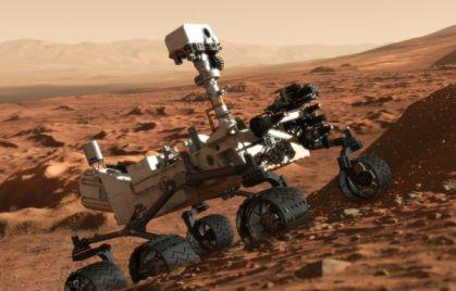 NASA's-Curiosity-Rover-