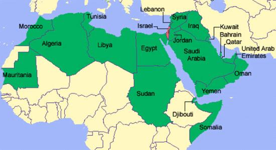 mediterranean nations