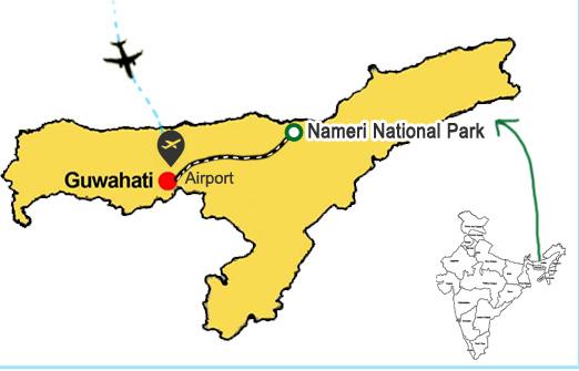 Nameri-National-Park