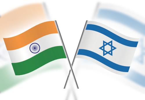 India-Israel-30-8-17