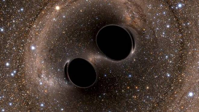 Nobel prize for gravitational wave detection