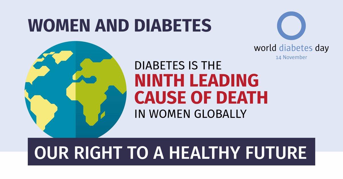 women and diabetics