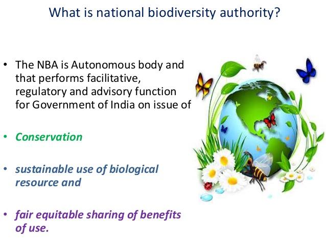 national biodiversity