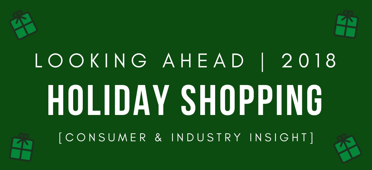 Holiday Shopping and Online Sale Trends [2018 Infographic]