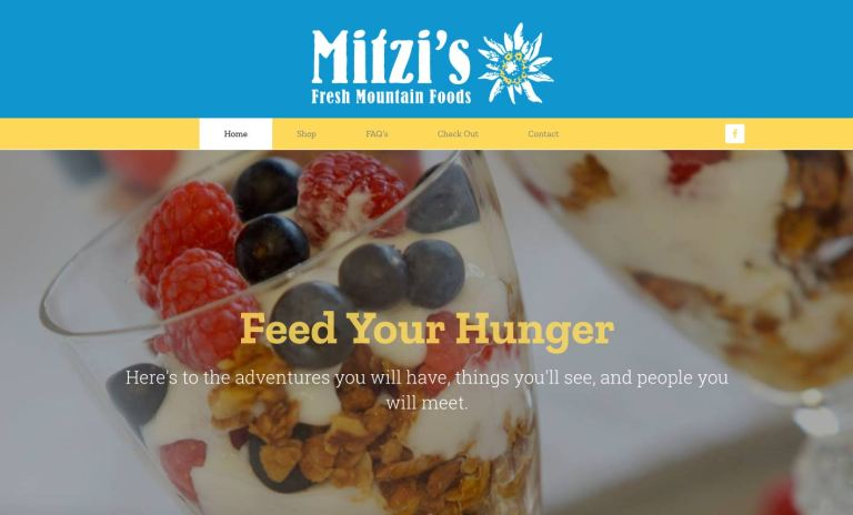 Mitzi's Fresh Mountain Foods