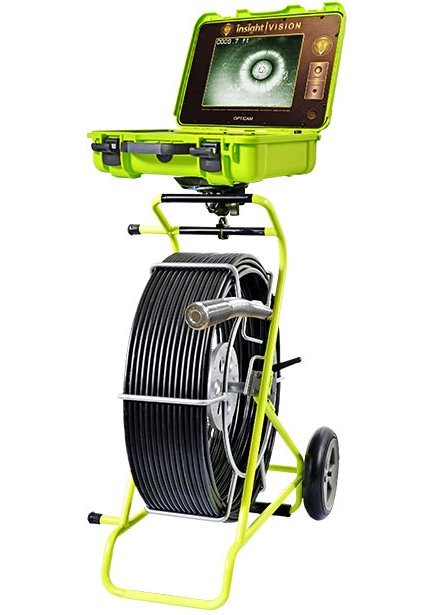 Opticam Sewer Inspection Camera system