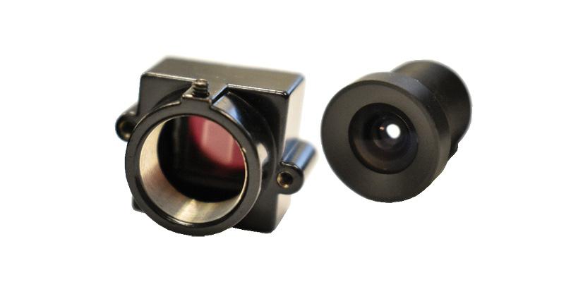 Superior Camera Optics