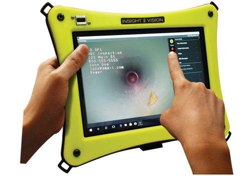 IV2 Tablet Pipe Camera