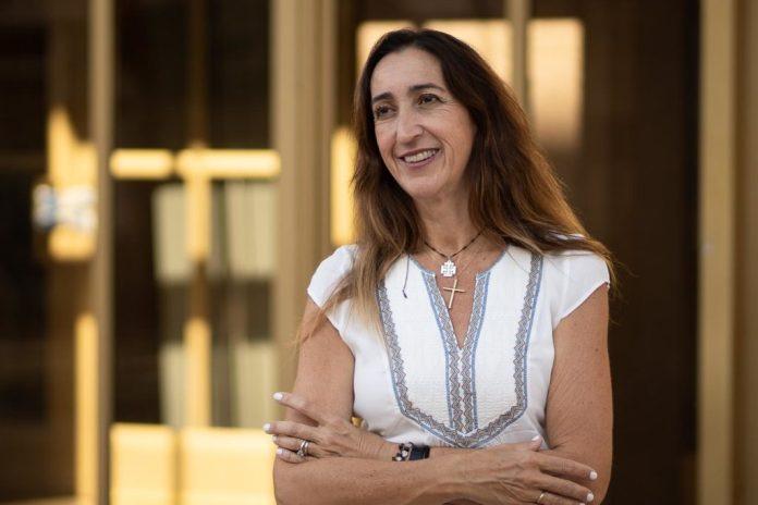 """Paula Badanelli: """"Vox hace sentir incomoda a la derecha y a la izquierda,  aquí no hemos venido a hacer amigos"""""""