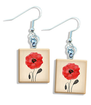 Poppies In Small Packages