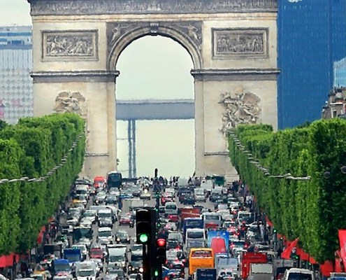 Citychangers in Paris