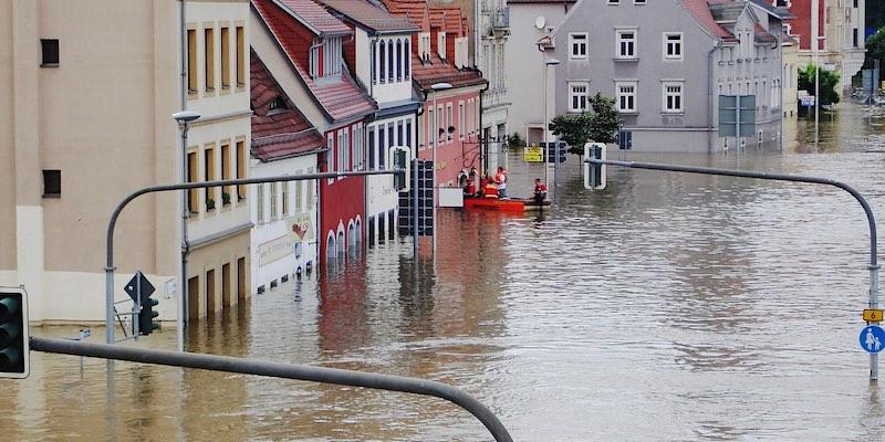 damage of climate change