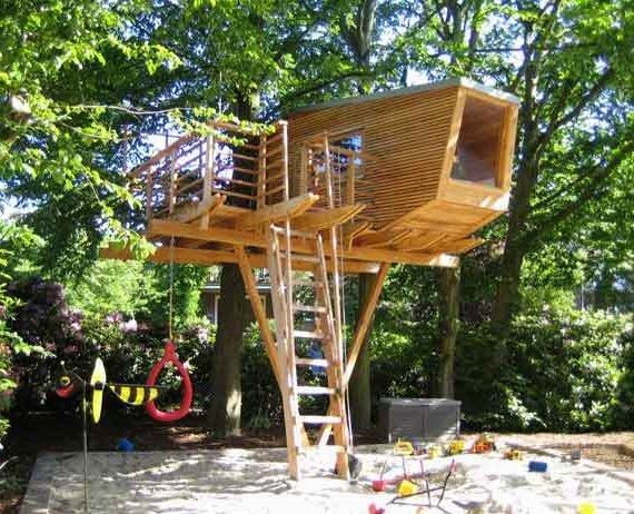 casas na arvore 9 Sempre quis ter uma casa na árvore