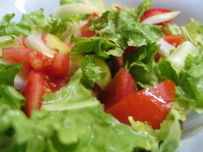 salada-verduras-alface-tomate