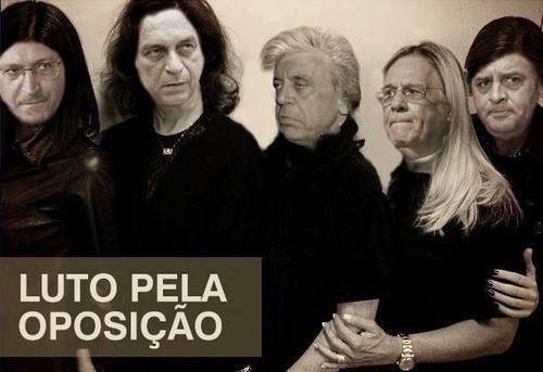 Atrizes em luto pelo Brasil 24