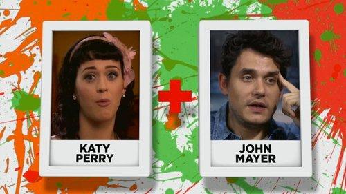 Katy Perry + John Mayer