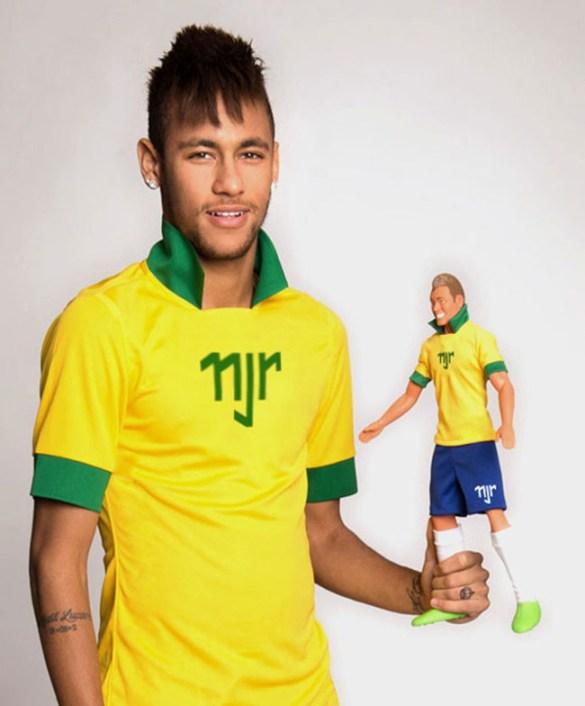 neymar lança seu próprio boneco 01