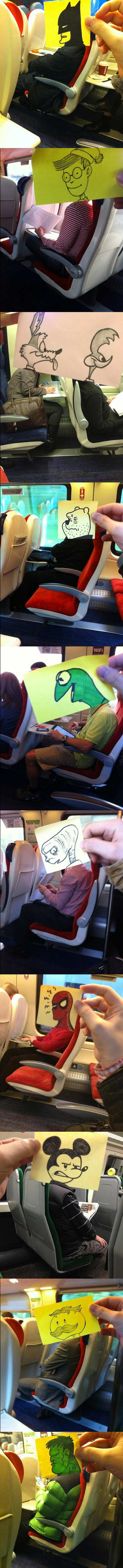 desenhando-no-trem