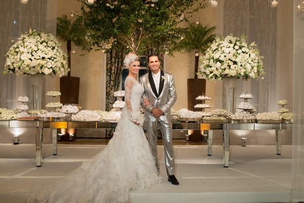 latino e rayanne casamento