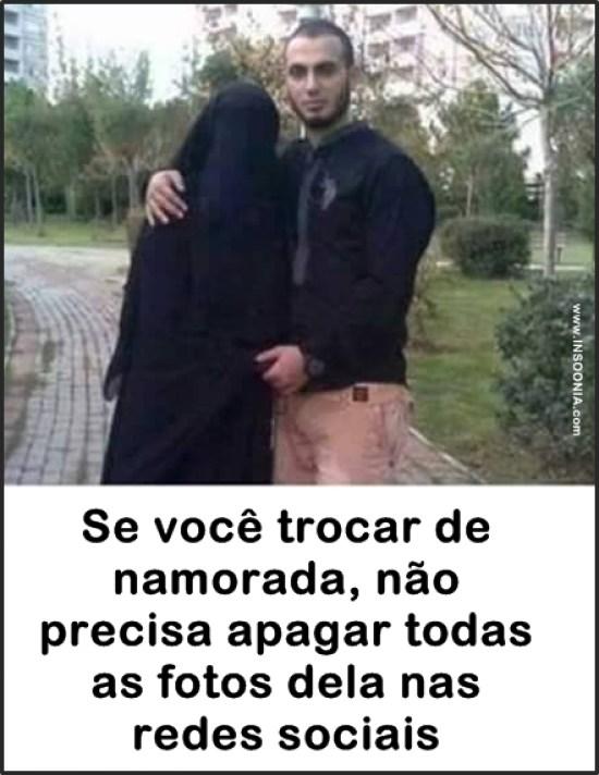 namorada islã