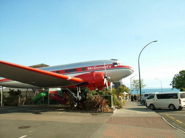 McDonald's -  Nova Zelândia