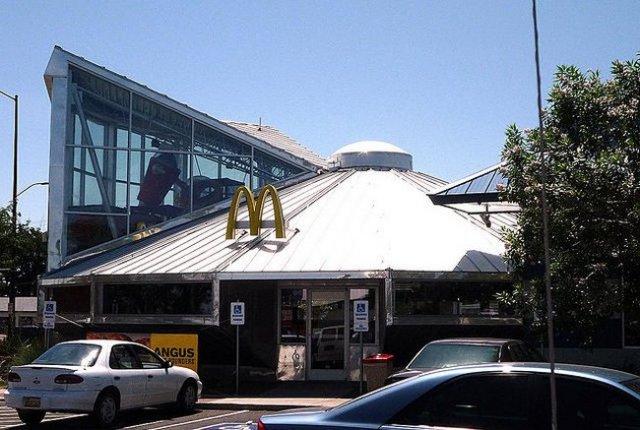 McDonald's -  Roswuell, Novo México