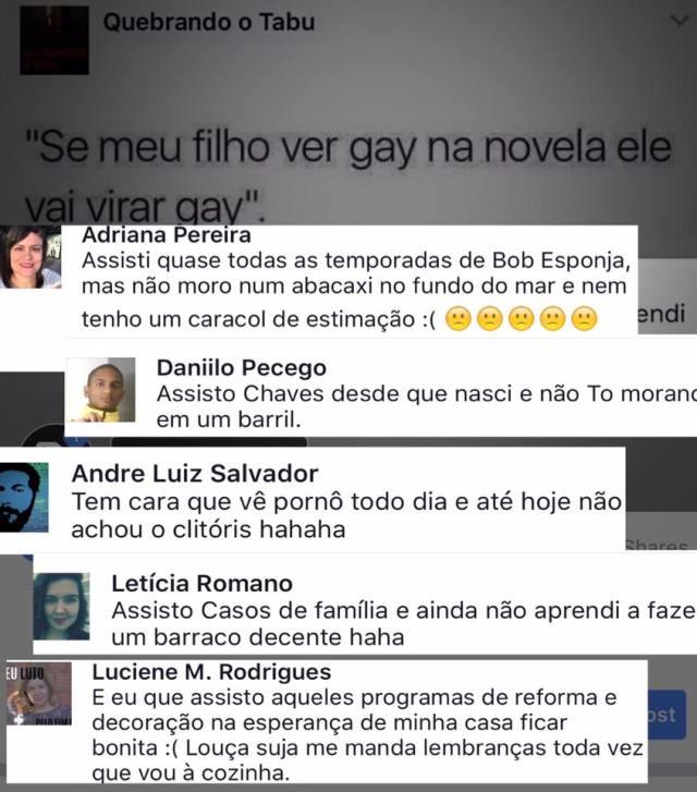 filho gay