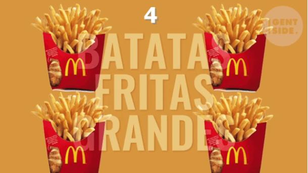 Big Mac Challenge