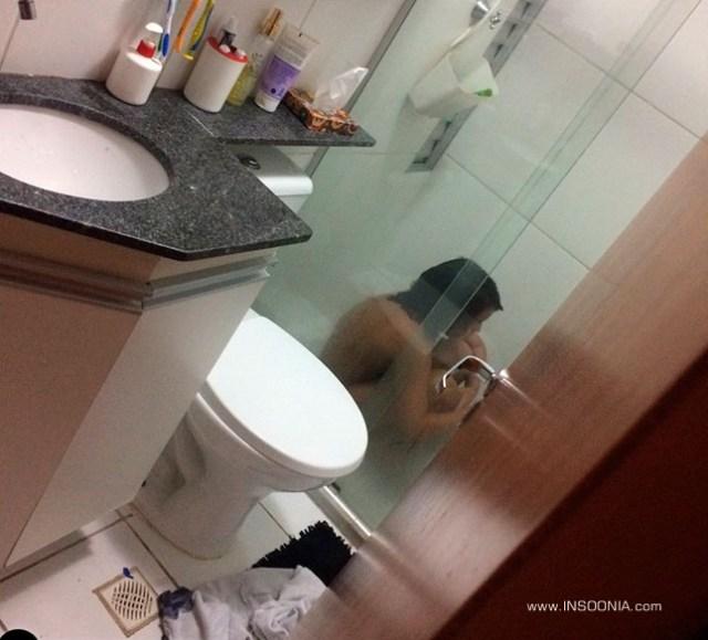 Chorar no banho