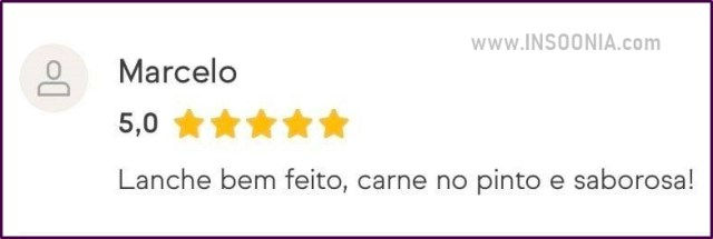 Escorpião - iFood
