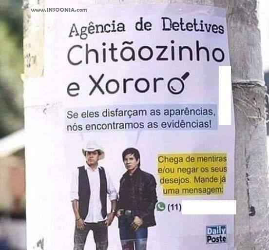 Agência de detetives