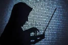 hacker's shadow