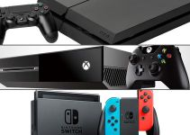 Console Ps4 N-Switch Xbox one