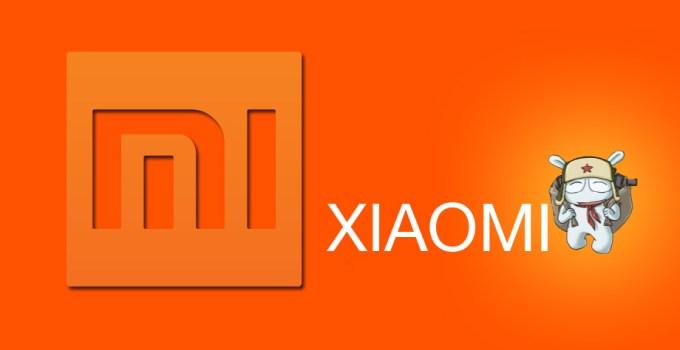 xiaomi e la grafica del suo logo