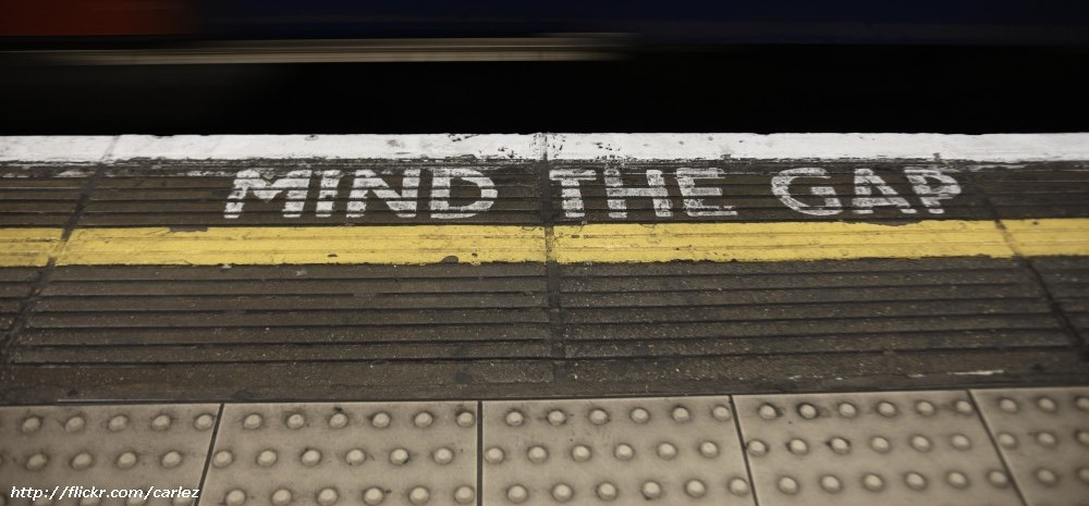 Agile Mindset mind the gap
