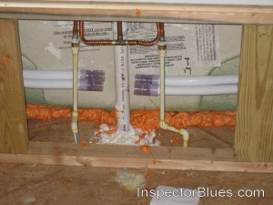 Bathtub Support Instructions Using Mortar