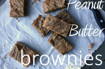 Cookie Nookie Meets Brownie Bars and Magic Happens