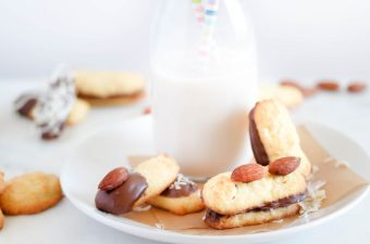 Keto Almond Joy Cookies