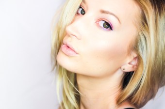 Wear More Makeup: Sultry Sunset Eye