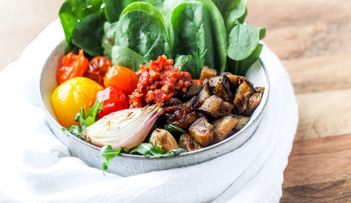 Roasted Veggie Buddha Bowl-0472