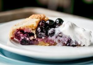 Gluten Free Blueberry Galette-2499