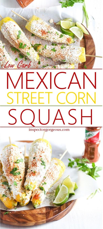 Mexican Street Squash