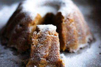 Low Carb Mini Vegan Pumpkin Bundt Cakes