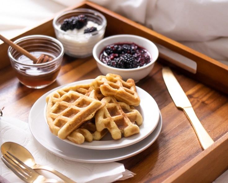 Super Tender Grain Free Waffles
