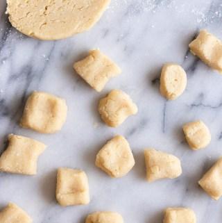 Keto Almond Flour Gnocchi