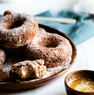 Keto Apple Cider Donuts
