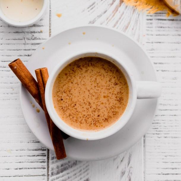 Keto Pumpkin Spice Coffee Creamer